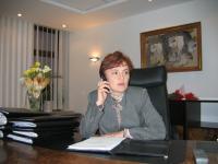 Liliana Ghervasuc, Directoarea Loteriei Nationale