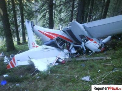 Avionul prabusit