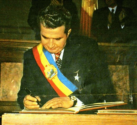 Ceausescu a refuzat Grupul Bilderberg