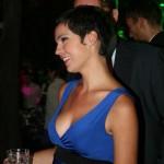 Maria Dinulescu si un pic din iubitul ei :)