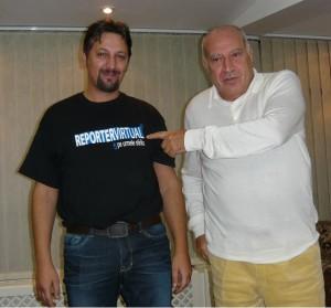 Reporter Virtual si mogulul Voiculescu