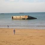 Debarcarea din Normandia-Plaja Arromanches4