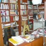biroul lui Neagu Djuvara