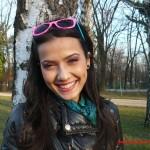 Alexandra Badoi rade si vorbeste mult
