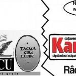 Catavencu vs Kamikaze