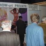 Coada la show privat