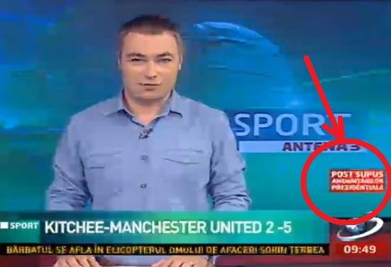 Antena 3 sanctiune