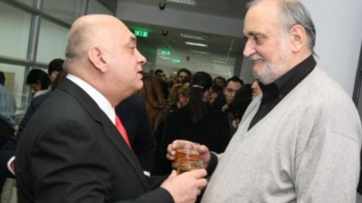 Petre Imre și Dinu Patriciu pe vremea când erau buni prieteni și nu se certau pe bani...