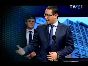 Victor Ponta-TVR