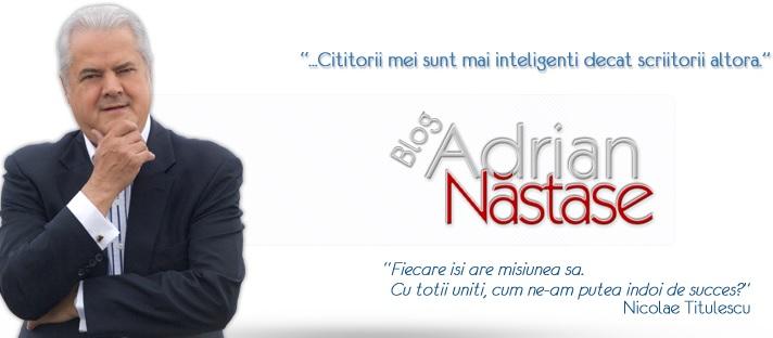 Nastase blog