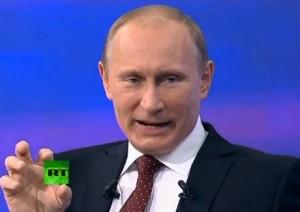 Putin Russia Today