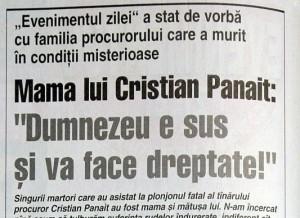Cazul Ponta Panait