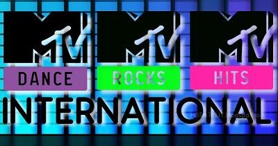 MTV ROCKS MTV HITS MTV DANCE INTERNATIONAL