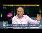 """VIDEO. Banciu, despre Năstase: """"Parcă a ieșit de la un hotel de LUX"""""""