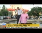 VIDEO. Radu Banciu, sub o găleată de apă rece. Pe cine PROVOACĂ