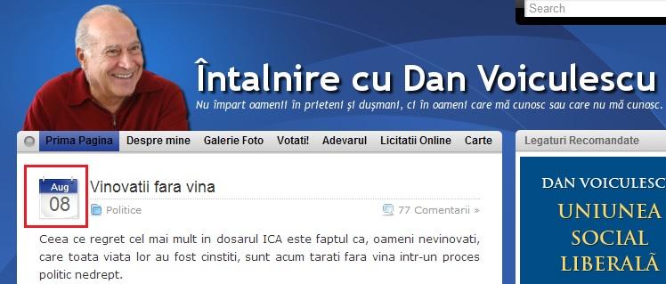 voiculescu blog