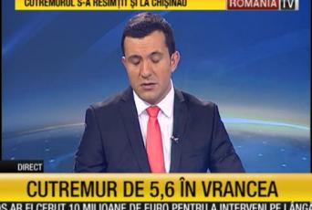 Cutremur RTV