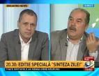 """VIDEO. """"Dialog"""" marca Antena 3. Ciuvică: """"Mercenară-i mă-ta!"""""""