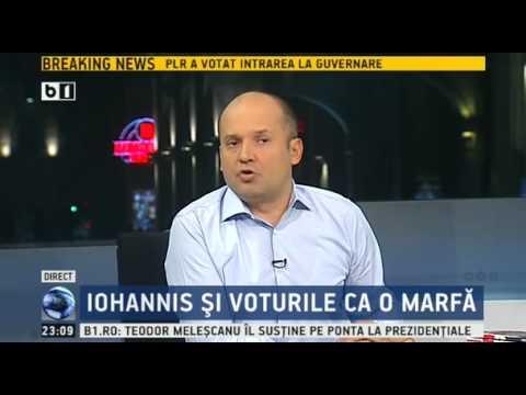 "VIDEO. Radu Banciu (B1): ""Iohannis a reacționat absolut REMARCABIL!"""