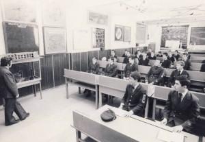 1970_anii_Curs la Liceul de Marina, Galati