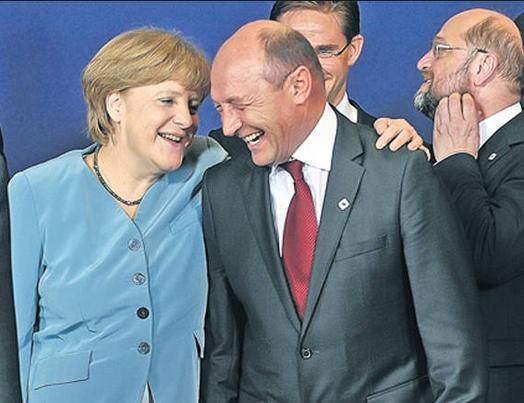 Basescu-Merkel