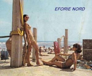 Eforie Nord - Barul Roman 1970