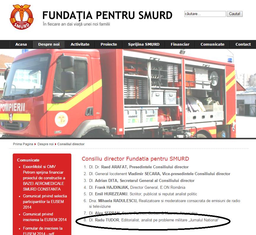 Fundatia pentru SMURD
