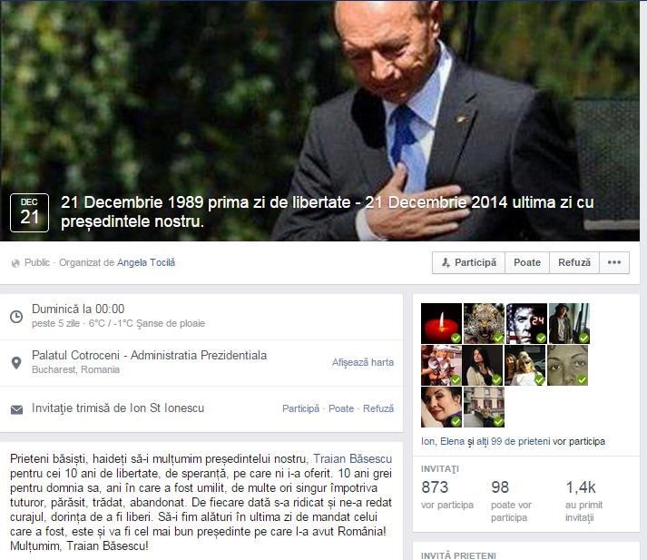 Miting Basescu