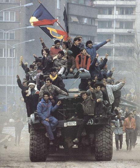 Romania Revolutie