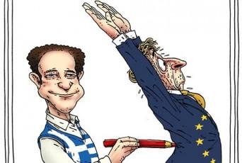 """Cum """"amenință"""" Grecia Uniunea Europeană și cât de """"fragil"""" e Bruxelles-ul în fața """"dezastrului"""" de la Atena..."""