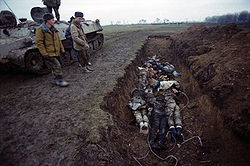 250px-Mass_grave_in_Chechnya