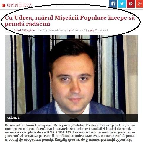 editorial EVZ Cristi Calugaru