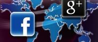 facebook si google