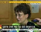"""VIDEO. Șefa CNA, Laura Georgescu, la audieri: """"NU îmi dau demisia. N-am încălcat legea în viața mea!"""""""