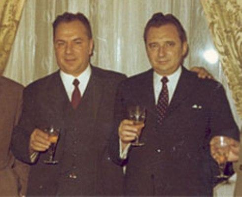 Nicolae Doicaru, seful spionajului, nici măcar nu s-a întrebat de ce adjunctul său, Ioan Mihai Pacepa, era interesat să afle identitatea unui spion