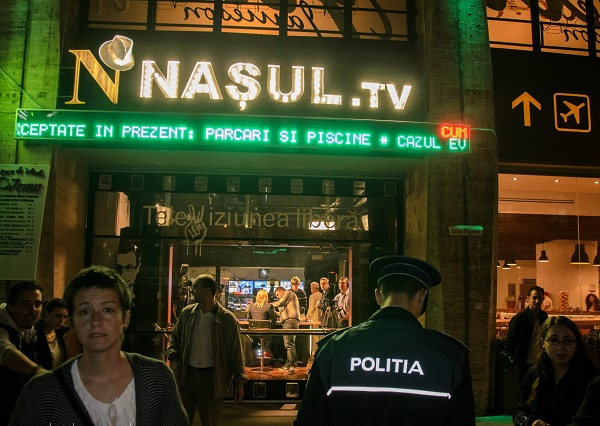 nasul tv proteste