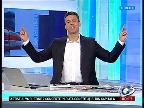 Și fiul lui Liviu Vasilică s-a supărat pe Antena 3. Despre Mircea Badea. VIDEO