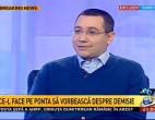 Ponta demisie
