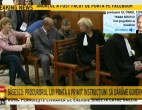 Băsescu, tiradă în apărarea lui Ponta la B1 TV. Atac la procurorul DNA care-l cercetează pe premier. VIDEO