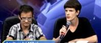 VIDEO. Televiziunea lui Miron Cozma, închisă de autorități | Înregistrarea care a făcut deliciul Internetului