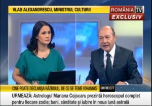 traian basescu_romania tv
