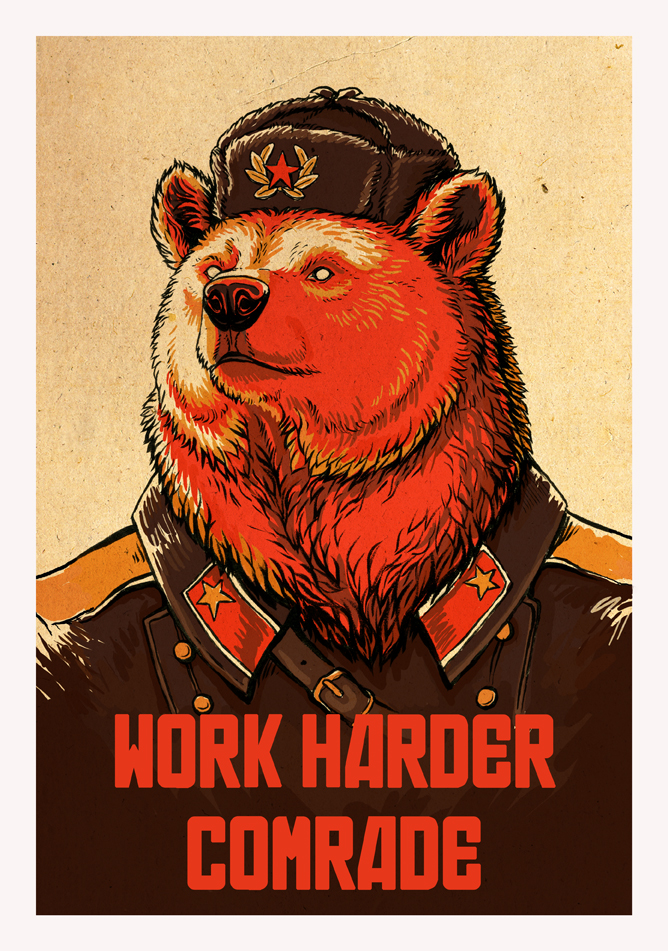 If+red+bear+catches+you+partying+instead+of+working+you+ll+_af961f3e8519c6225e252e0b1f435a97
