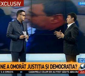 """mihai gadea radu tudor antena 3"""