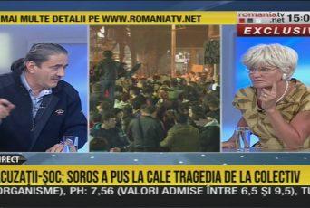 """romania tv soros"""